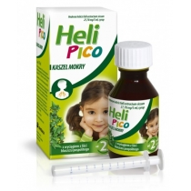 HeliPico syrop 27,78 mg/ 5 ml, 1 butelka 100 ml