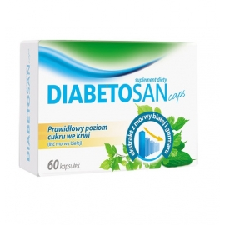 Diabetosan Caps 60 kapsułek