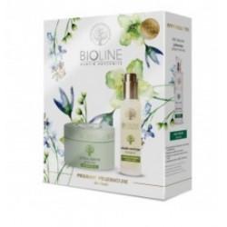 BIOLINE Zestaw Glinka zielona 150g +Olejek Moringa 50 ml