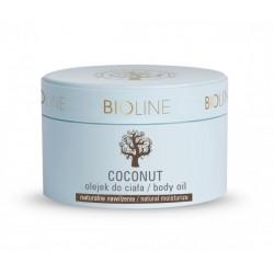 BIOLINE Olejek kokosowy 200ml (słoik)