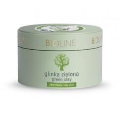 BIOLINE Glinka zielona proszek 150g (słoik)