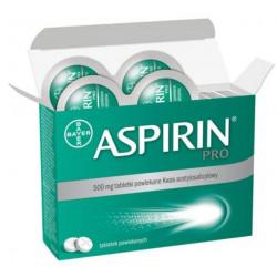 Aspirin Pro 0,5 g x 20 tabl. powl.