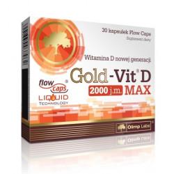 Olimp Gold-Vit D Max 2000 j.m. 30 kapsułek