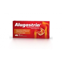 Alugastrin 0,34g x 20 tabletek do ssania