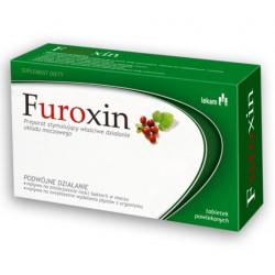 Furoxin  0,63 g x 30 tabl.