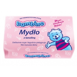 BAMBINO Mydło dla dzieci 100 g