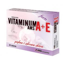 VITAMINUM A+E AMS FORTE  30 tabl.