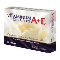 VITAMINUM A+E EXTRA PLUS  30 tabl.