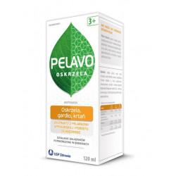 Pelavo Oskrzela kaszel mokry i suchy 120 ml