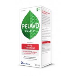 Pelavo Multi 3+ Drogi Oddechowe 120 ml