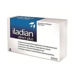 Iladian Direct Plus x 10 kapsułek  dopochwowych