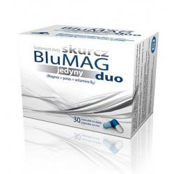BluMag Skurcz Jedyny Duo 60 kaps.