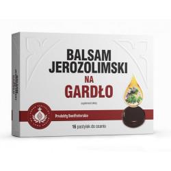 Balsam Jerozolimski na Gardło x 16 tabletek