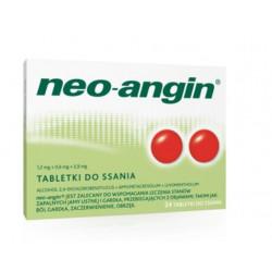 Neo-Angin z cukrem x 24 pastylek