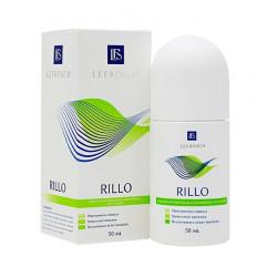 Rillo Emulsja zapobiegająca nadmiernej potliwości roll-on 50 ml