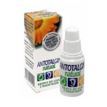 Antotalgin Natural krople do uszu z nagietkiem 15 ml
