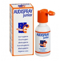 Audispray Junior do higieny uszu, aerozol 25 ml