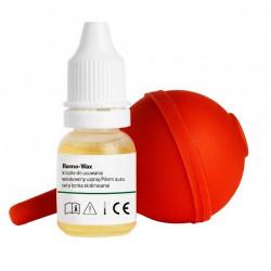 Remo-Wax krople do uszu z gumową gruszką 10 ml