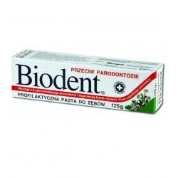 Biodent Pasta do zębów przeciw paradontozie 75 ml