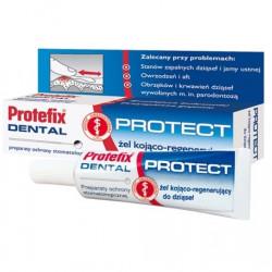 Protefix Dental Protect Żel kojąco-regenerujący do dziąseł 10ml