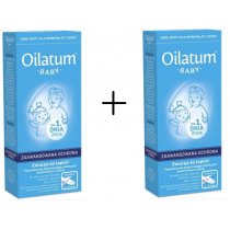 Oilatum Baby  Emulsja do kąpieli 500 ml + 500 ml