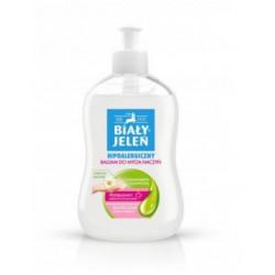 BIAŁY JELEŃ Balsam do mycia naczyń hipoalergiczny z rumiankiem i alantoiną 500ml