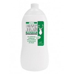 BIAŁY JELEŃ Mydło w płynie zapas 1 litr