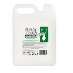 BIAŁY JELEŃ Mydło w płynie zapas 2 litry