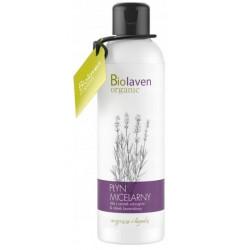 BIOLAVEN Płyn micelarny oczyszczający i łagodzący 200 ml
