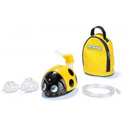 Inhalator pneumatyczno-tłokowy dla dzieci Flaem Nuova Magic BIEDRONKA 1 szt.