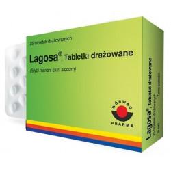 Lagosa  0,15 g x 25 drażetek