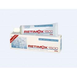 Retimax 1500 Maść ochronna z witaminą A 30g