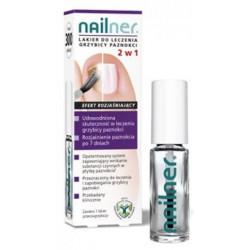 Nailner lakier 2 w 1 lakier do leczenia grzybicy paznokci 5ml