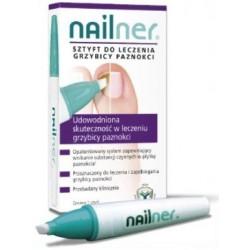 Nailner sztyft do leczenia grzybicy paznokci 4ml