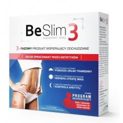 Be Slim 3 x 90 tabl. 3-fazowy produkt wspierający odchudzanie