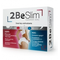 2BE SLIM 60 tabletek