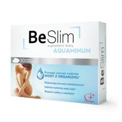 Be Slim Aquaminum x 30 tabl.