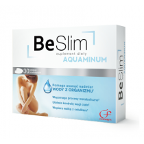 Be Slim Aquaminum x 30 tabl.