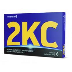2 KC  6 tabletek