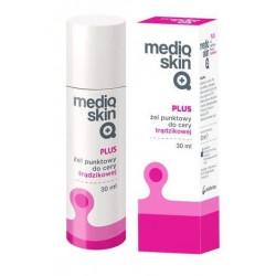 Mediqskin Plus żel punktowy do cery trądzikowej 30 ml
