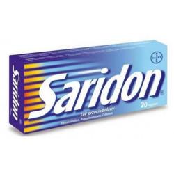 Saridon x 20 tabl.