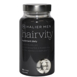 Hairvity Men x 60 kapsułek 30.09.2019 r.