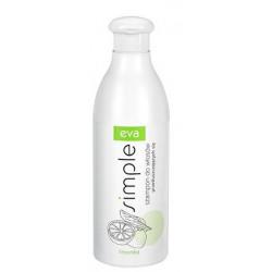 EVA SIMPLE Szampon do włosów przestłuszczających się LIMONKA 500 ml