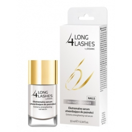 Long 4 Lashes ekstremalne serum utwardzające do paznokci 10 ml