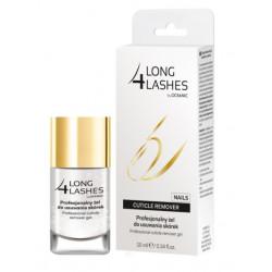 Long 4 Lashes profesjonalny żel do usuwania skórek 10 ml