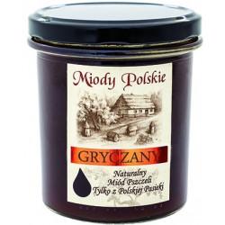 Miód gryczany Miody Polskie 250g