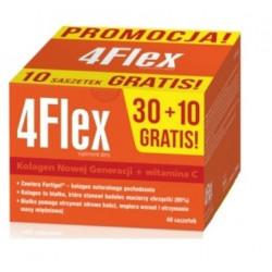 4 Flex 30 saszetek + 10 saszetek GRATIS!!