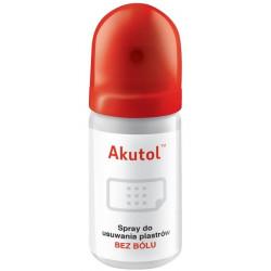 Akutol spray do usuwania plastrów/opatrunków  35 ml