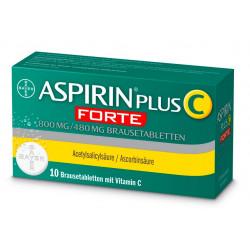 Aspirin C Forte x 10 tabl. musujących
