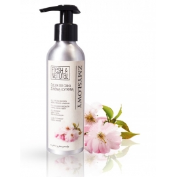 Fresh&Natural Zmysłowy olejek do ciała z wiśnią i cytryną 150ml